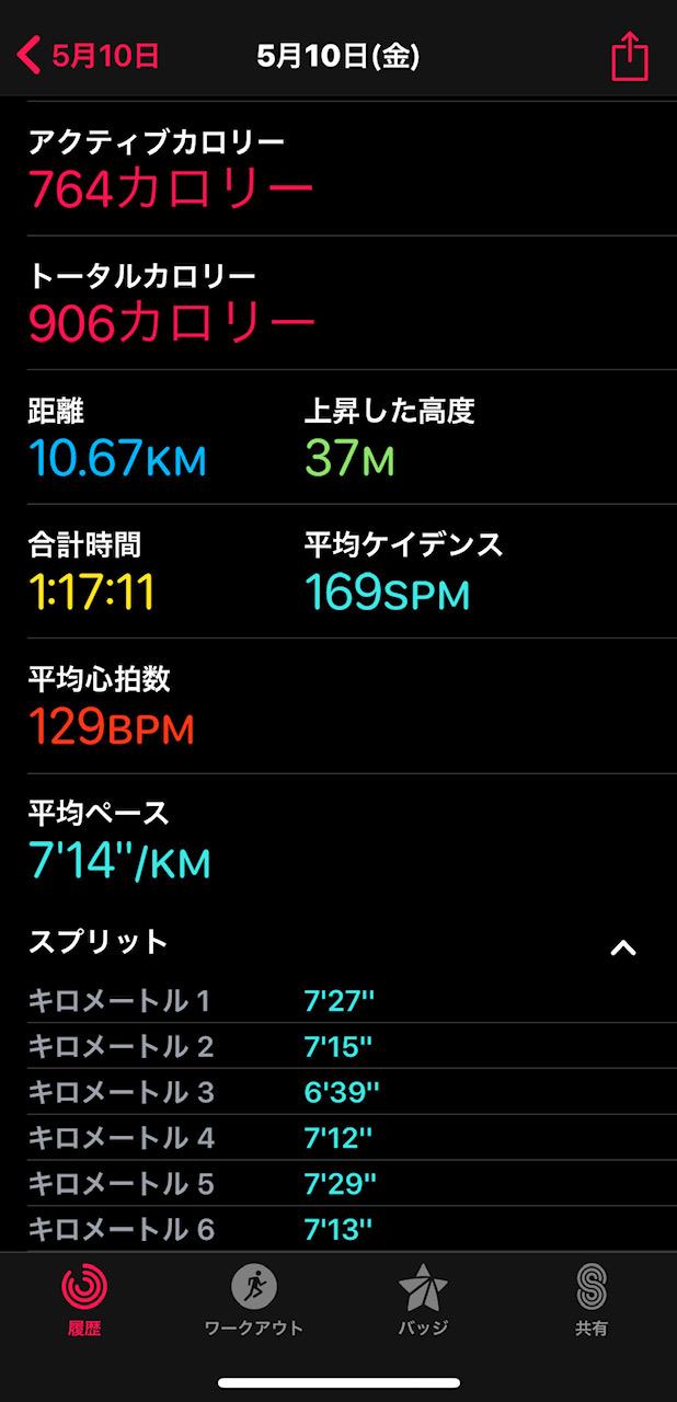 ランニングでの気付き18~走り方の意識を変えたら、足が軽くなりました!~