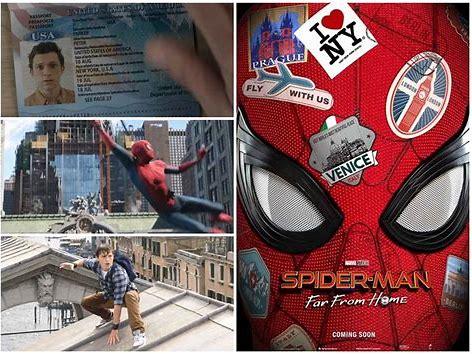 映画「スパイダーマン:ファー・フロム・ホーム」を観て~意志の継続~